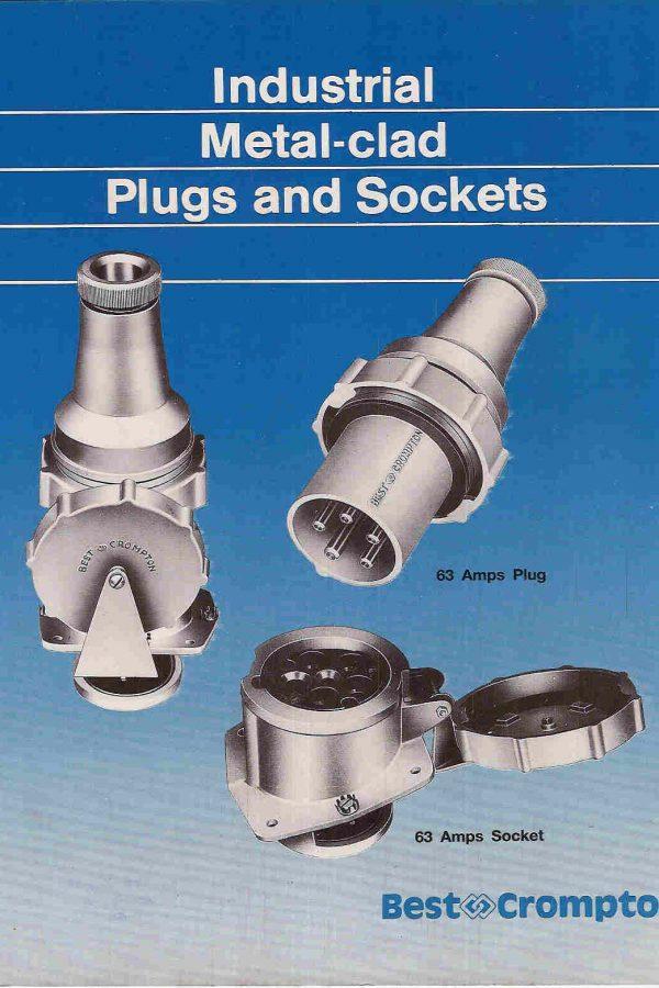 Industrial Metal Clad Plugs And Sockets Mahavir